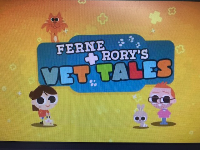 CBeeBies Fern and Rory's Vet Tales